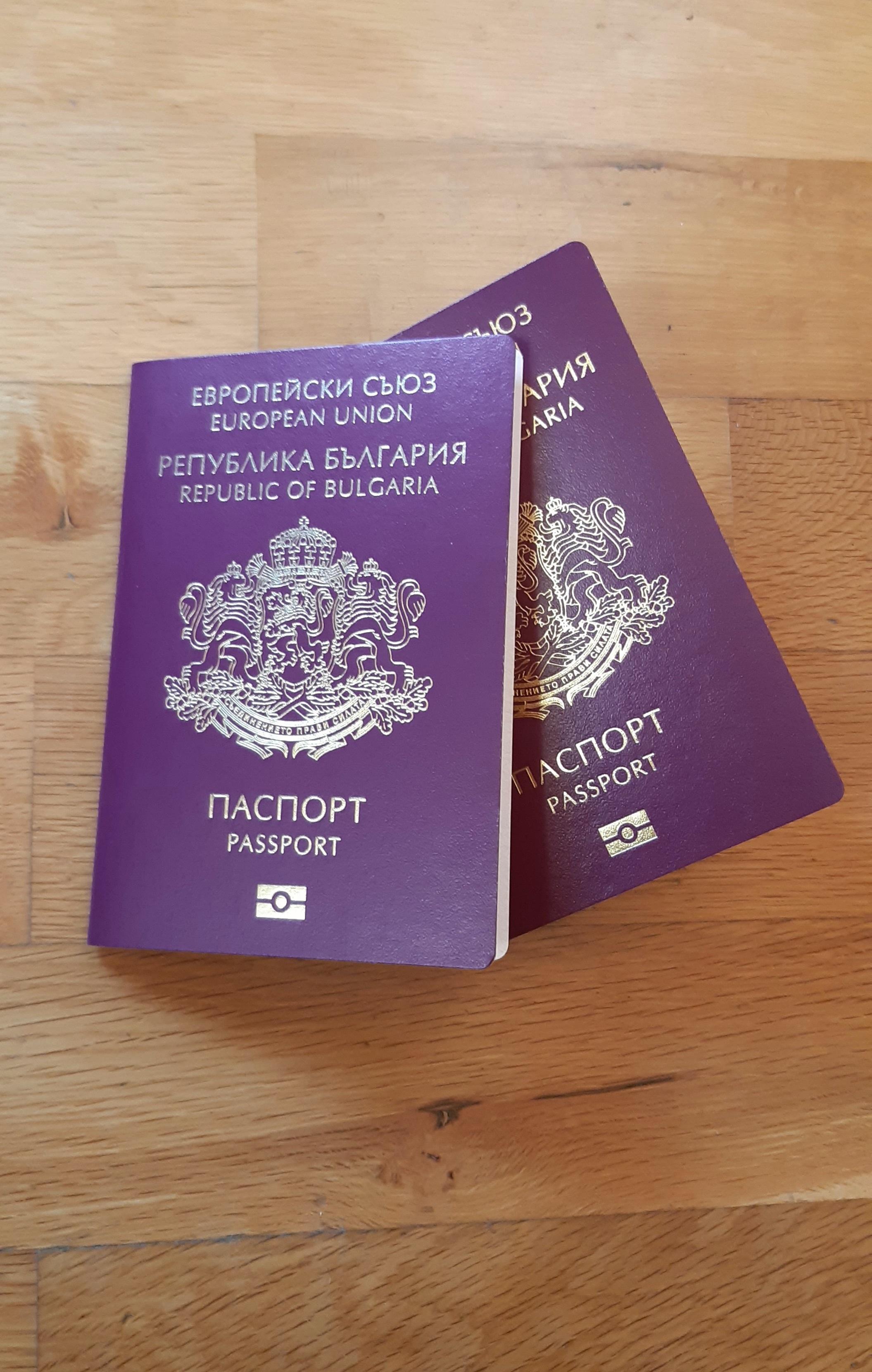 Bulgar asıllı Bulgar vatandaşı
